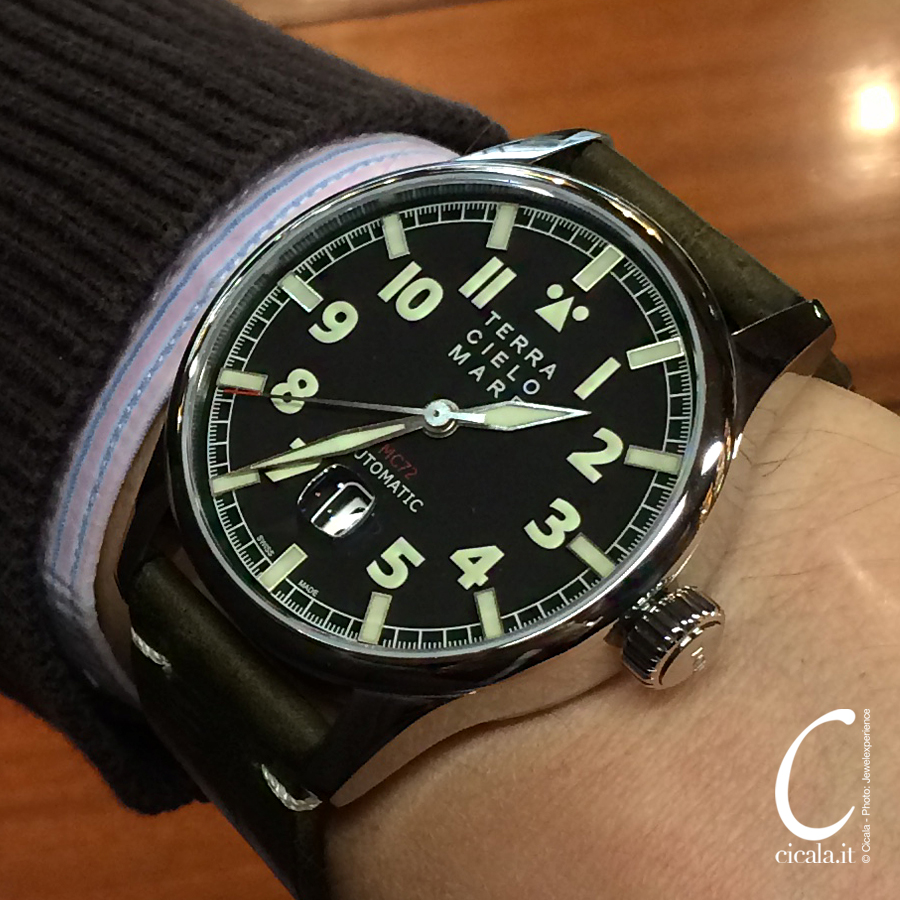 orologio tcm