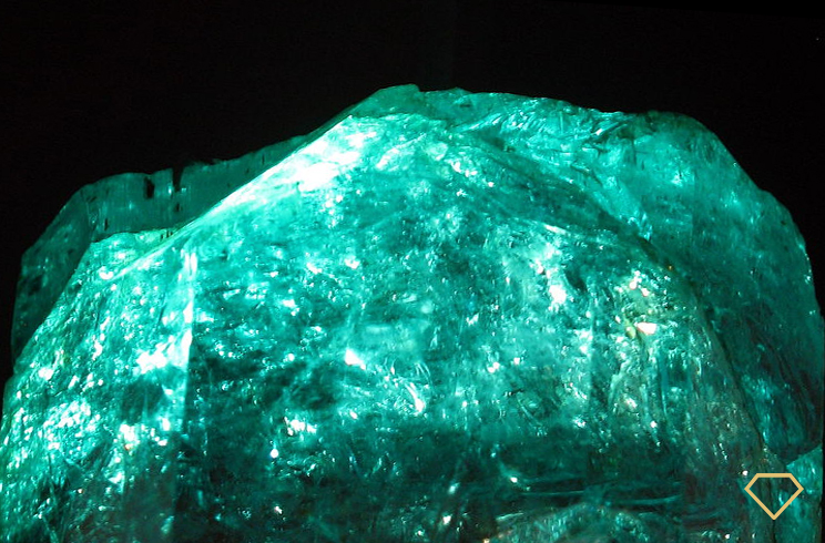 Smeraldo verde gemma