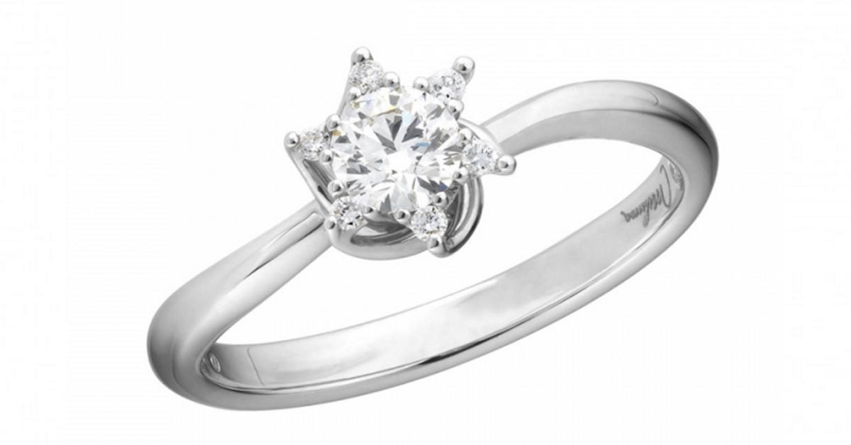 anello-solitario-miluna-stella-diamanti