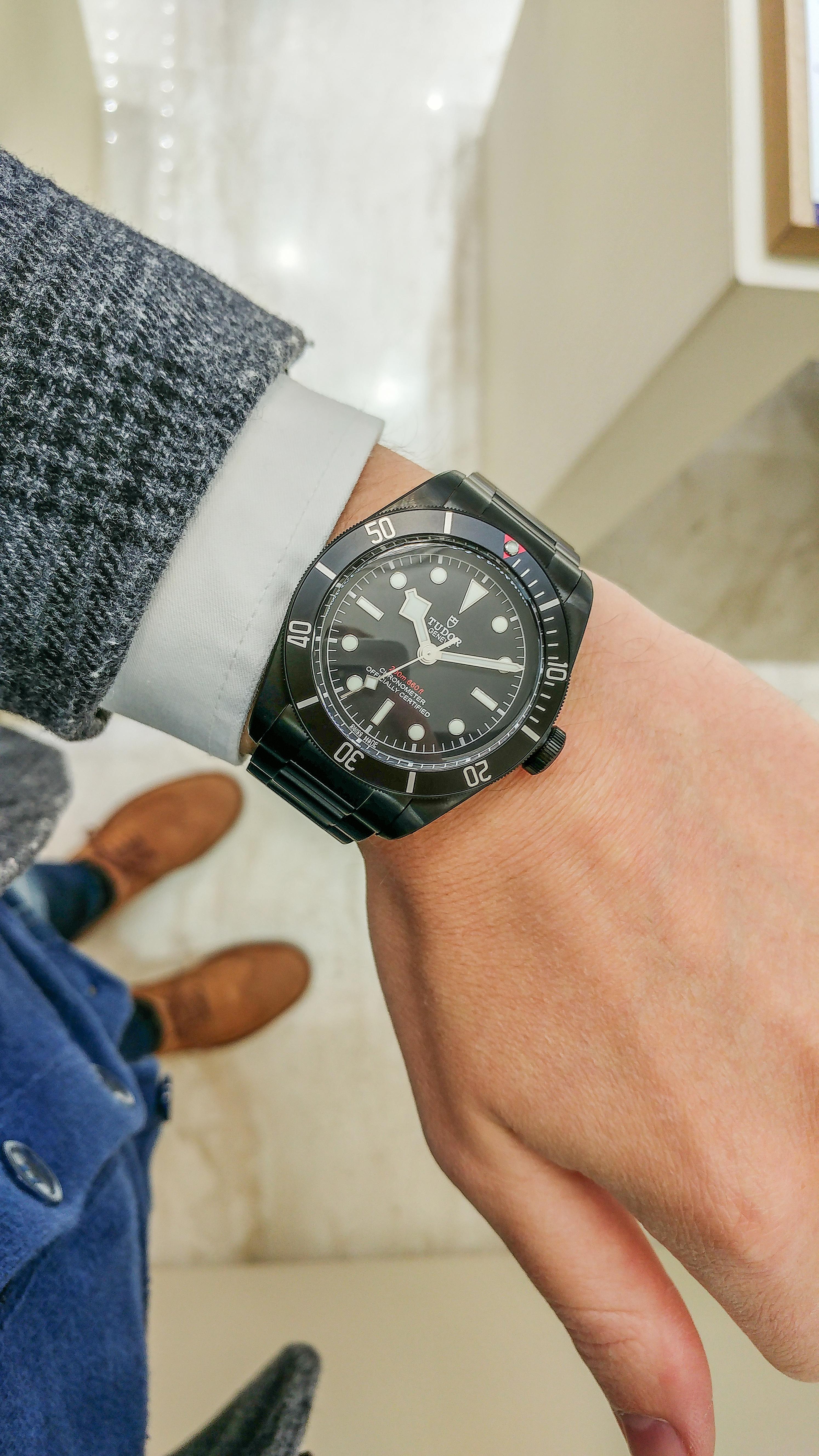 tudor-black-bay-dark-automatico-diver-quadrante-nero