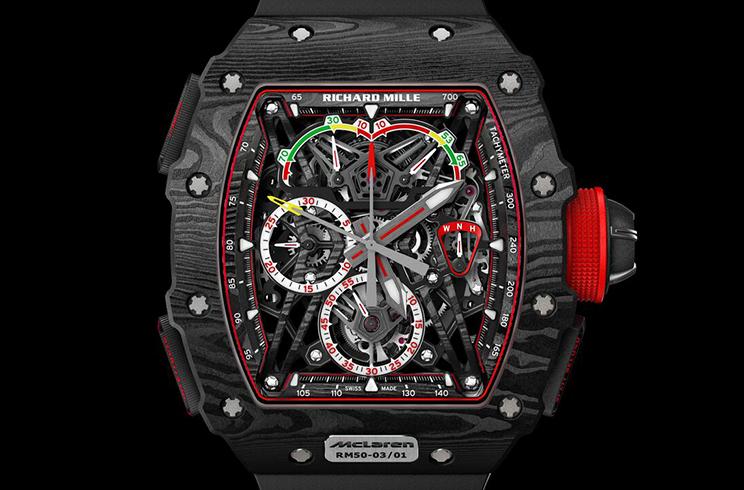 RM-50-03-McLAREN F1-richard-mille-orologio-tourbillon-leggero