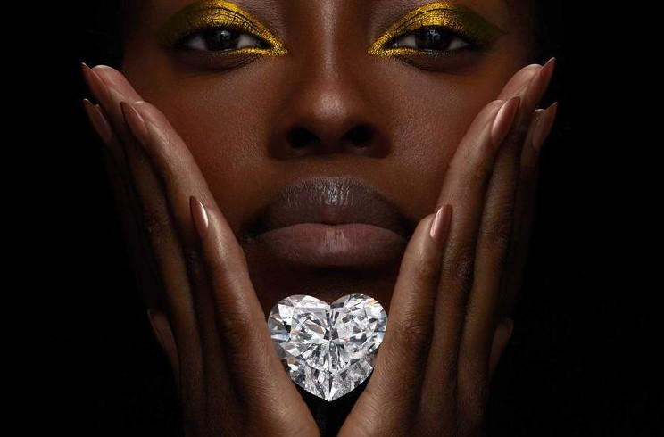Venus, il diamante a forma di cuore