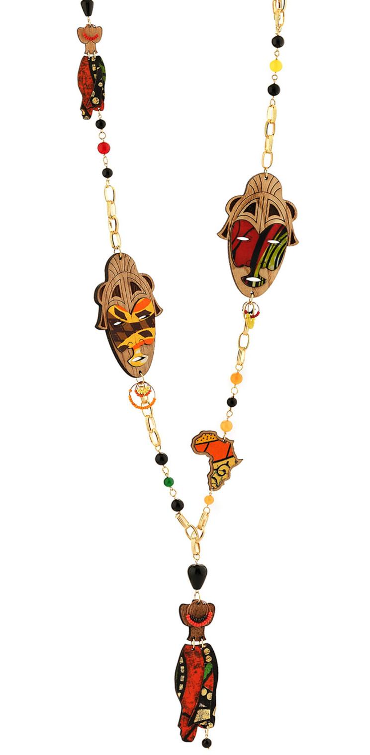 Alla Scoperta Dei Gioielli Afro Blog Preziosi Kaos Distro Torch Adventure Culture Collana Africa Di Lebole