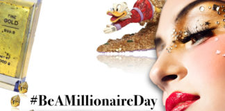 be a millionaire day