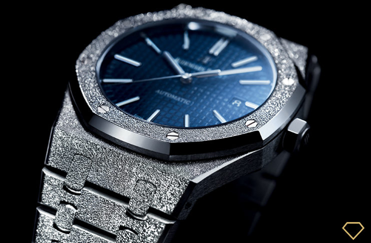 Nuovo Royal Oak Frosted Gold di Audemars Piguet