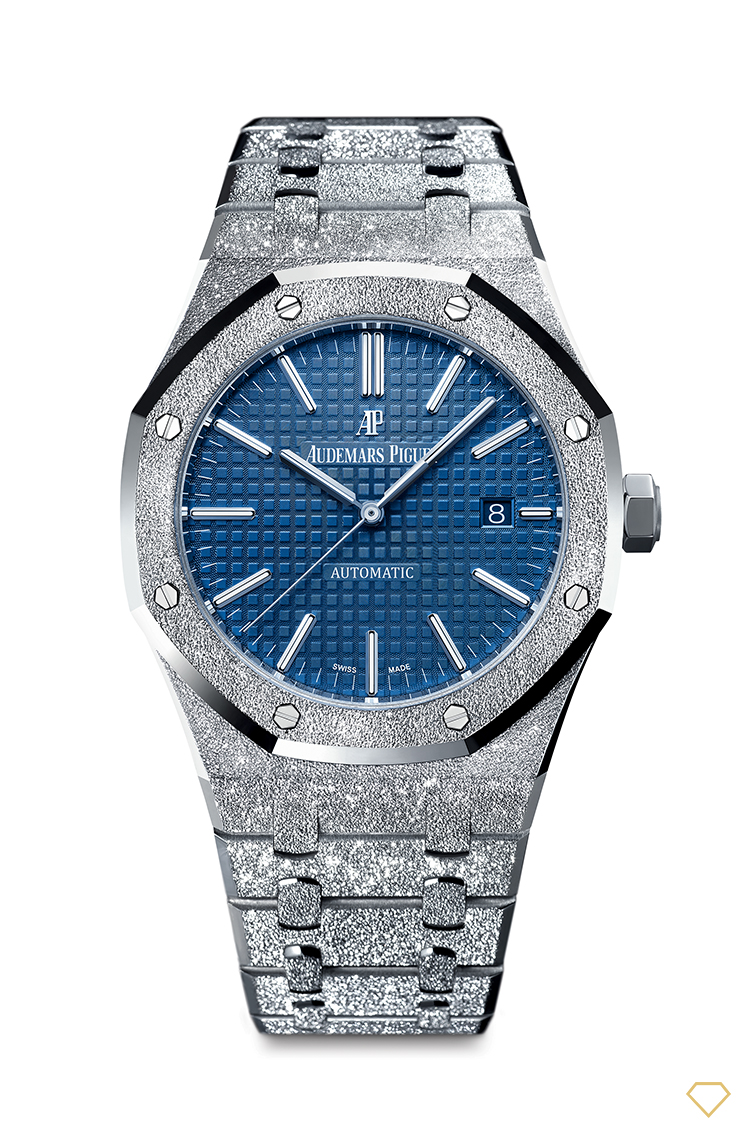 Royal Oak Frosted Gold nuovo Limited Edition