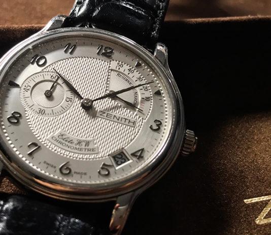 Come caricare un orologio meccanico a carica manuale Zenith