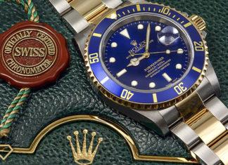 Orologio Rolex con corredo originale