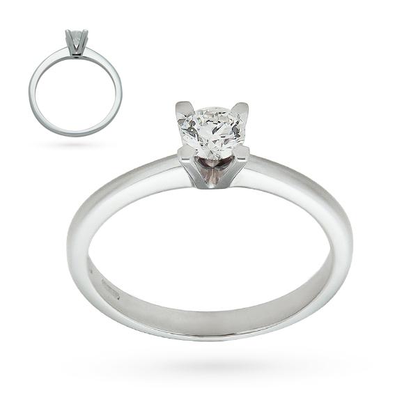 Idea su cosa regalare a Natale un anello solitario Cicala Lucis