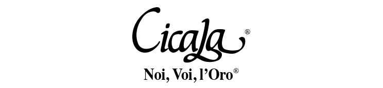 Logo del brand Cicala® Noi Voi l'Oro®