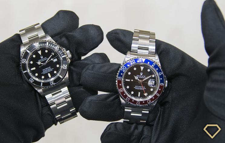 Rolex usati di secondo polso con garanzia