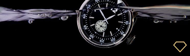Prova di impermeabilità orologi