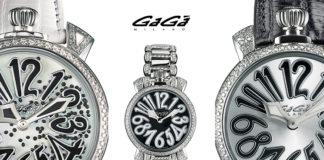 Gagà Milano, buon natale con 3 nuovi orologi
